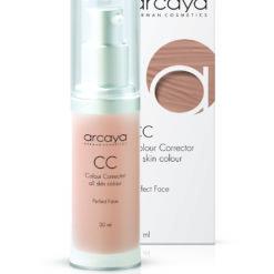 Farvet dagcreme til ansigtet - Ansigtscreme