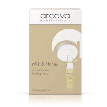 Uren hud - her er løsningen. Milk and Honey fra ampullab