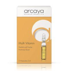 Opfriskende serum med vitaminer til ansigtet – styrk immunforsvaret
