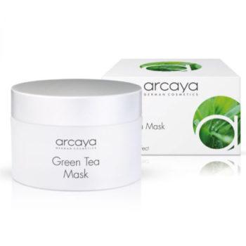 GREEN TEA - detox ansigtsmaske - vegansk